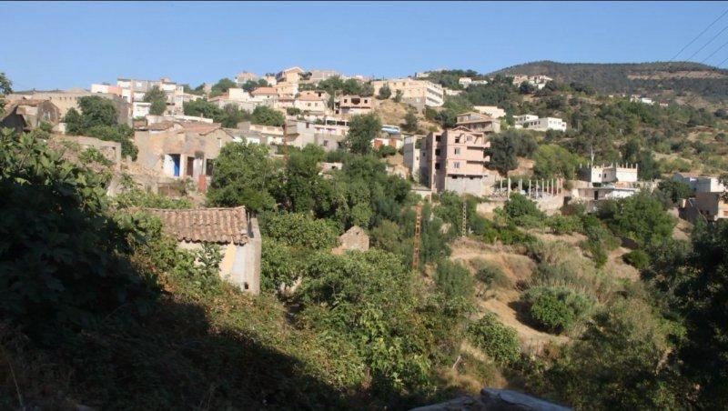 Aghbala vue sur un nouveau quartier