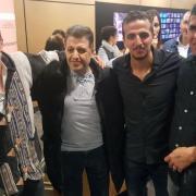 Avec le groupe AMZIK