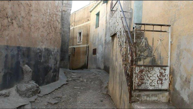 Un des quartiers