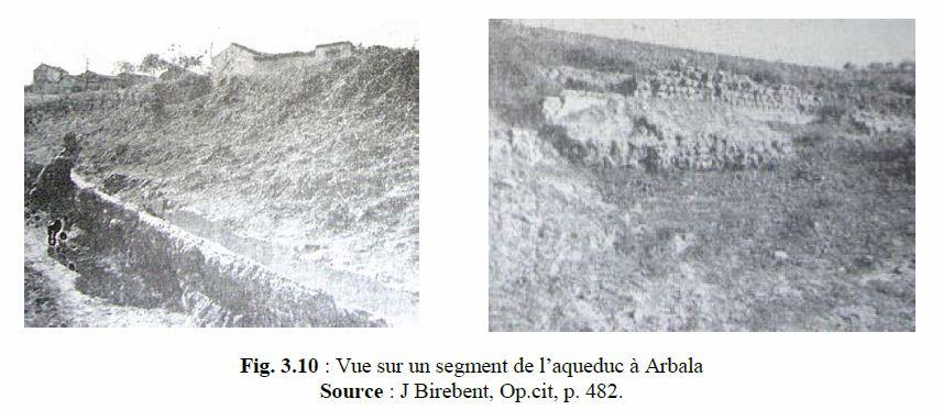 Aqueduc agabala par J. Birebent