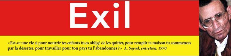 Exil sa