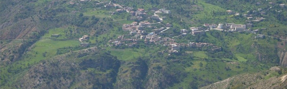 """Aghbala Le Bas (ou """"Le vieux"""") ou l'ancien village : en ruines!"""