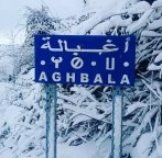 Aghbala en hiver