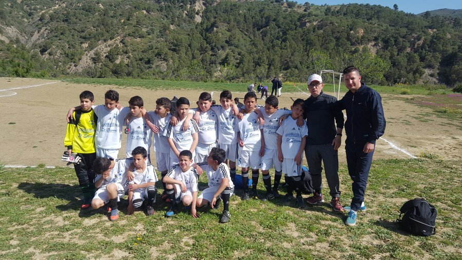 Tournoi de foot 04 2018 aghbala